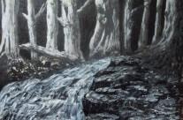 3560 – Moonlit Woods