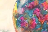3561 –  Porcelain Jardiniere