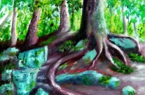 3640 – Firmly Rooted – Enchanted Forest #4