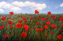 2014-42 Alicia's Poppy Field
