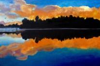 3711 – Muskoka Sunset #8