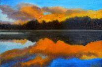 3718 – Muskoka Sunset #9