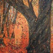 3750 – Autumn Apparition: Embrace