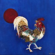 3754 – Fire Rooster